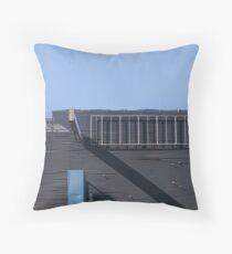hindley street facade Throw Pillow