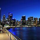 Sydney Opera House - Western Boardwalk by Gino Iori