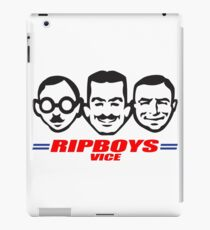 RIP BOYS iPad Case/Skin