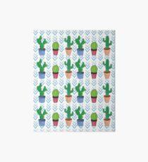 Cactus Print Art Board Print