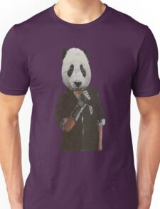 Rad Power Glove Panda Love Unisex T-Shirt