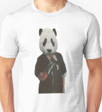 Rad Power Glove Panda Love T-Shirt