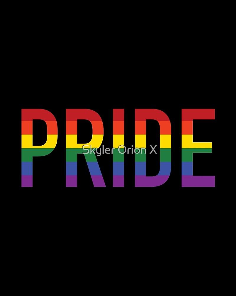 Pride, Gay by Skyler Ray