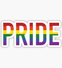 Pride, Gay Sticker