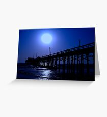 Newport Beach Greeting Card