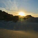 Sunrise Over Baja by CanOverland