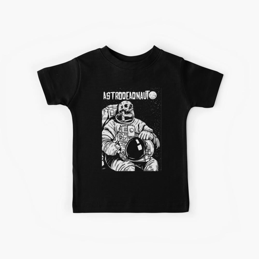 Der Astronaut - toter Astronaut Kinder T-Shirt