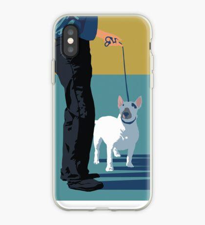 Bull terriers iPhone Case