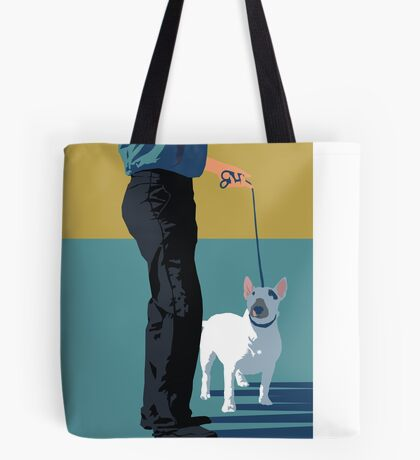 Bull terriers Tote Bag
