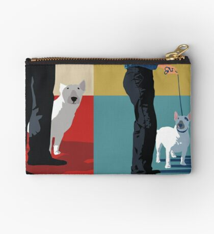 Bull terriers Studio Pouch