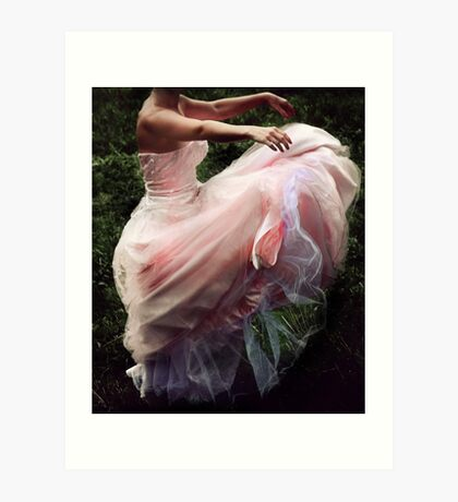 Voluptuous Pink Art Print
