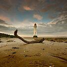 Perch Rock Lighthouse by Jon Baxter