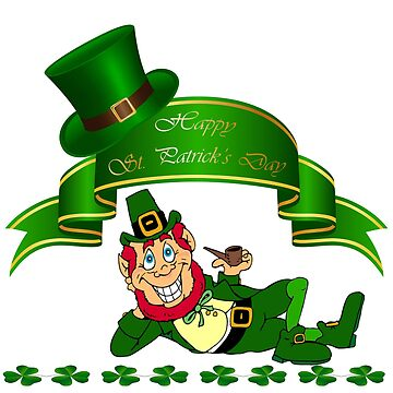 Saint Patrick Day T-Shirts Stolzer Irre 17. März Kleeblatt von gdimido