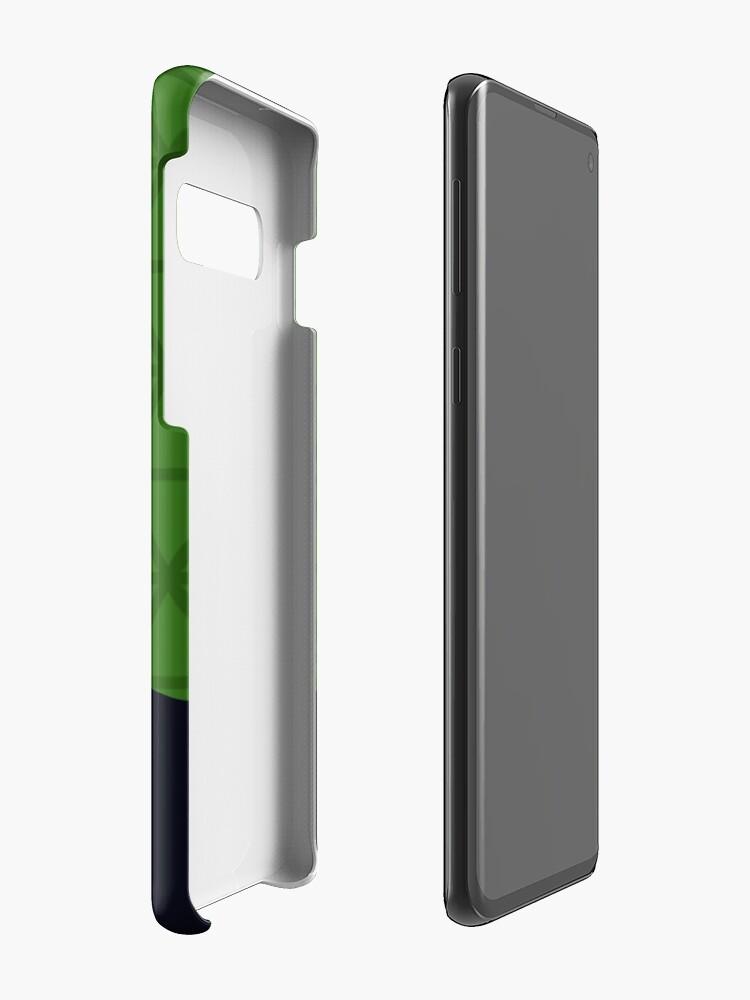 Alternate view of Frankenstein's Monster Cases & Skins for Samsung Galaxy