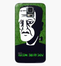 Frankenstein's Monster Case/Skin for Samsung Galaxy