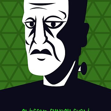 Frankenstein's Monster by awesomesunday