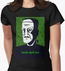 Frankenstein's Monster Women's Fitted T-Shirt