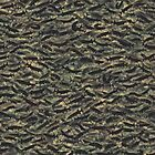 Pike fish camouflage by dima-v