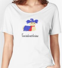 Come inside meet the missus Women's Relaxed Fit T-Shirt