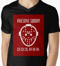 Jason Men's V-Neck T-Shirt