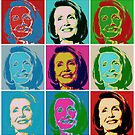 Nancy Pelosi  Madam Speaker by Thelittlelord