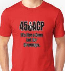 45 acp Unisex T-Shirt