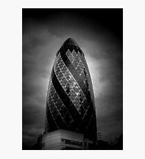 Launchpad @londonlights Photographic Print