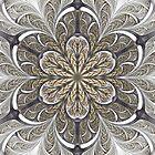 Snowflower by nclames