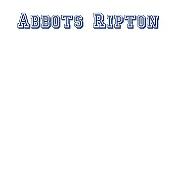 Abbots Ripton by CreativeTs