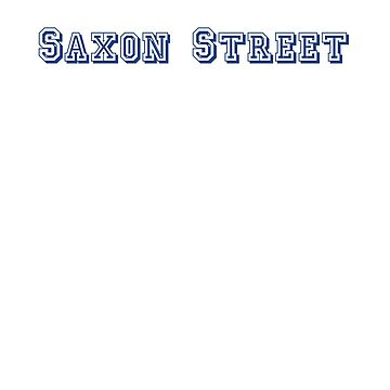 Saxon Street by CreativeTs
