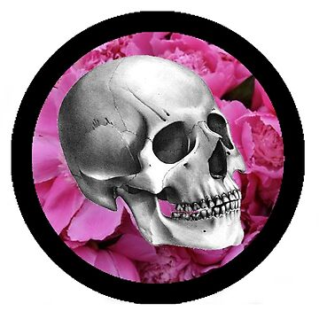 Floral Skull vers. 5 by queen-victoria