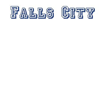 Falls City by CreativeTs