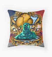 Bene Gesserit Shrine Throw Pillow