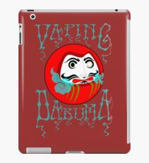 vaping daruma iPad Case/Skin