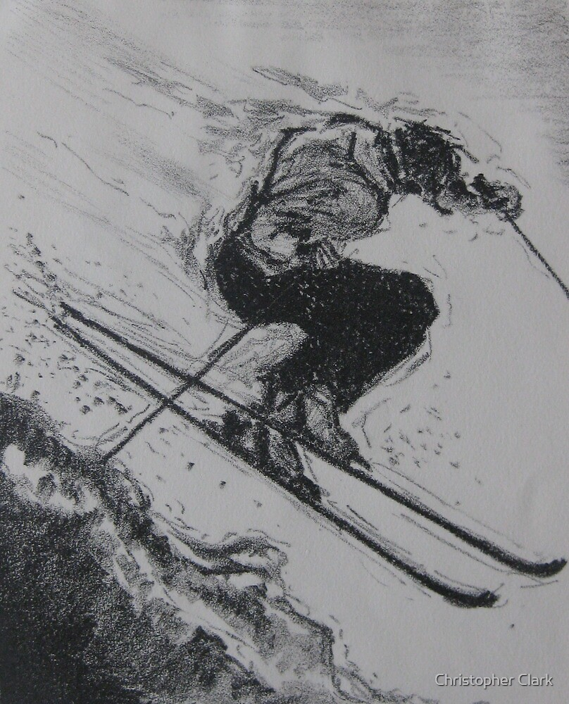 Downhill by Christopher Clark
