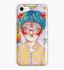 eye of jupiter iPhone Case/Skin