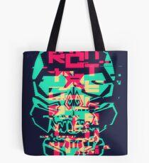 Priority Gordian Interrupt N°2-Glitch Tote Bag