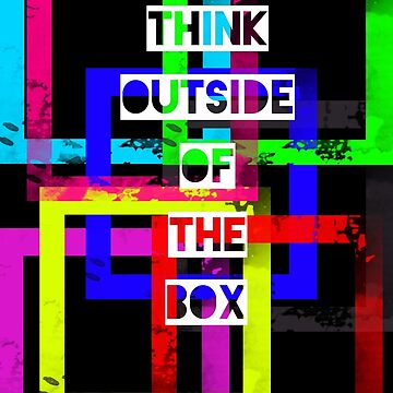 Think outside of the box by Funikwa