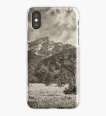 Buck Mountain iPhone Case/Skin