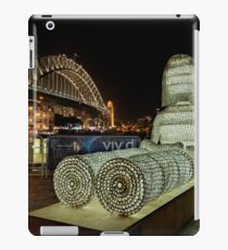 Knitted Lady iPad Case/Skin
