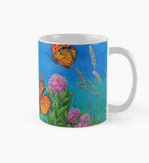 """Bouquet with Butterflies"" Mug"