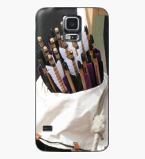 Arrows waiting to be shot Case/Skin for Samsung Galaxy