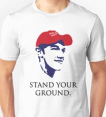 Stand your ground shirt Unisex T-Shirt