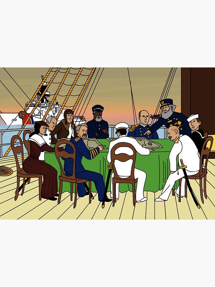 Coast Guard Heroes Club by AlwaysReadyCltv