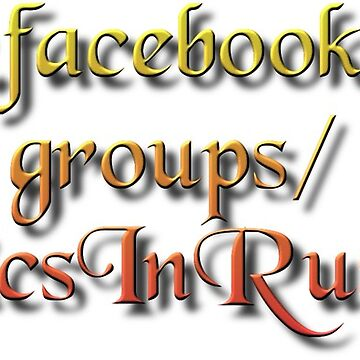 Facebook Group: Physics in Russian www.facebook.com/groups/PhysicsInRussian/  by znamenski