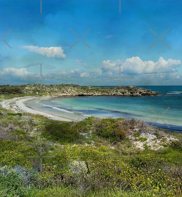 Jurien Bay, Western Australia by Elaine Teague