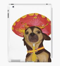 Sombrero Dog iPad Case/Skin