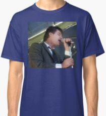 Doc Neeson of The Angels, Camden, Australia 1976 Classic T-Shirt