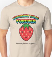 Capitan Timmy - Strawberry fields forever T-Shirt