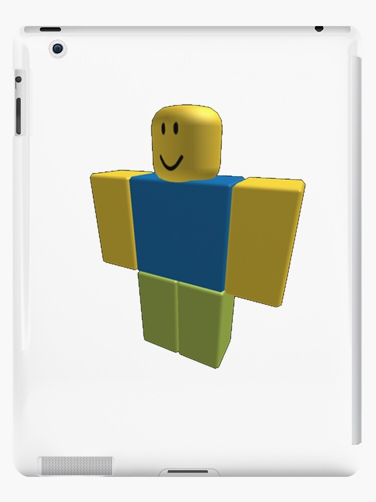 Roblox Default Character 2006 Version Ipad Case Skin By